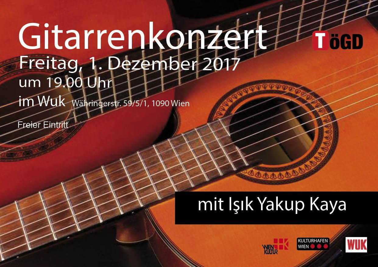 Gitarrenkonzert | 01.12.2017