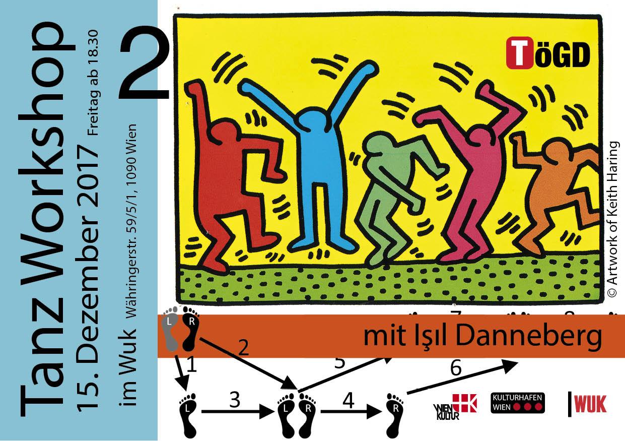 Tanz Workshop | 15.12.2017