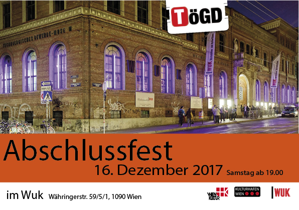 Abschlussfest 16. Dezember 2017